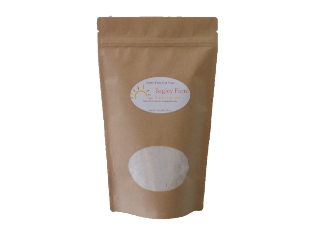 Brown Rice Flour 16 oz