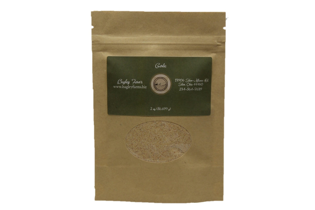 Garlic, Granulated 2 oz