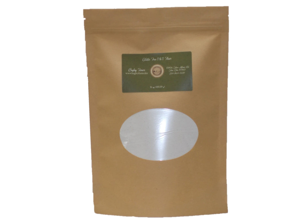 Flour, Gluten Free 1 to 1 - 16 oz.