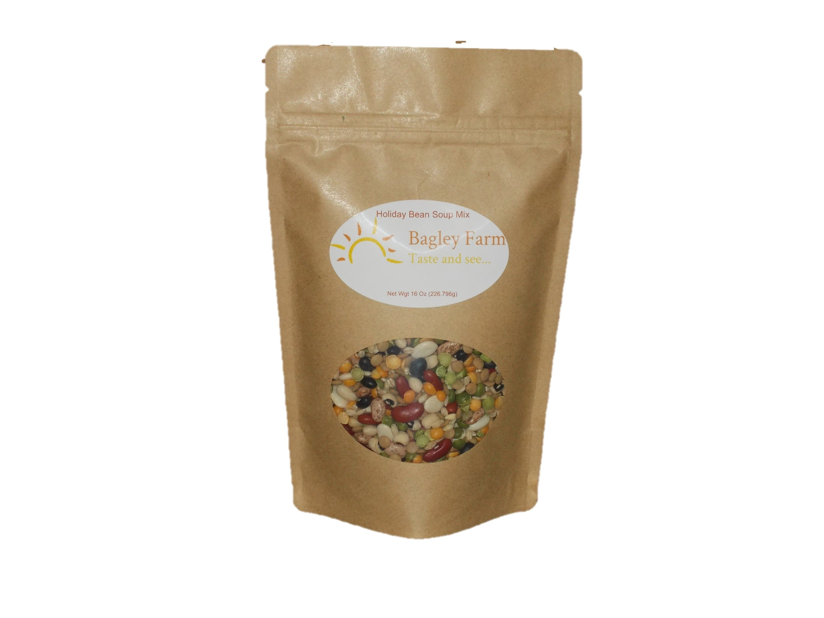 Holiday Bean Soup Mix