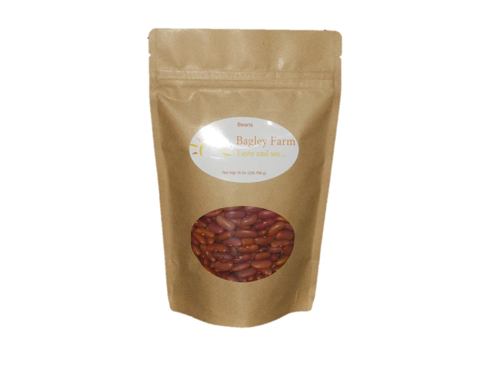 Kidney Beans, Dry Light Red 16 oz