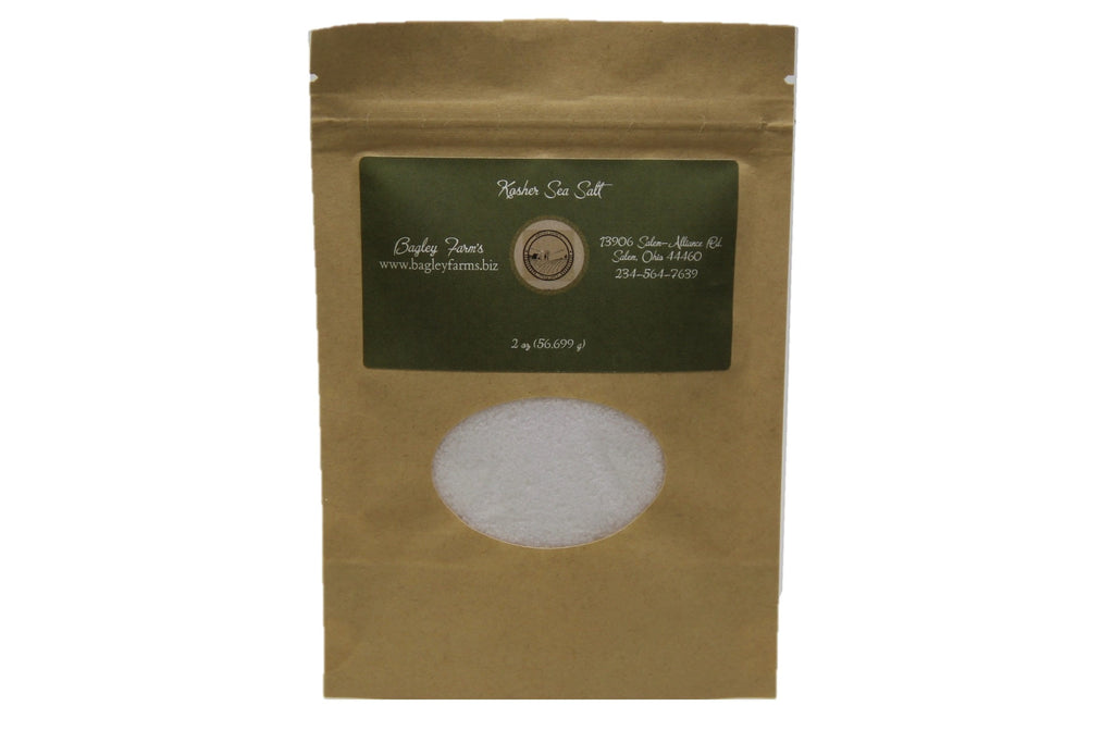 Sea Salt, Kosher 4 oz