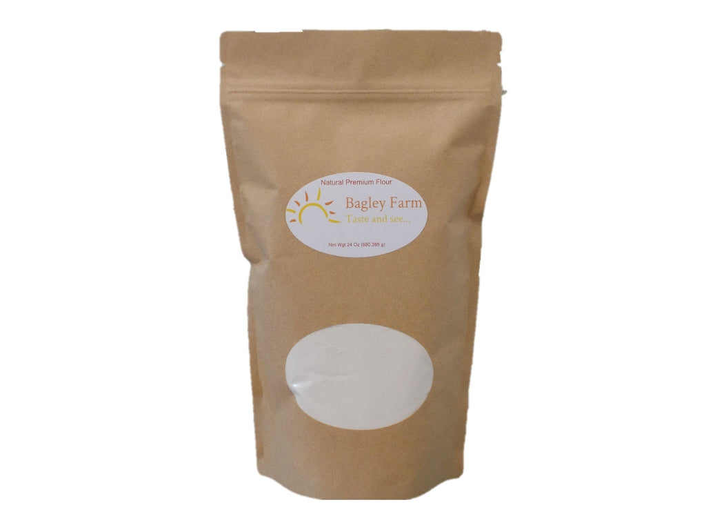 Natural Premium Flour 24 ounce