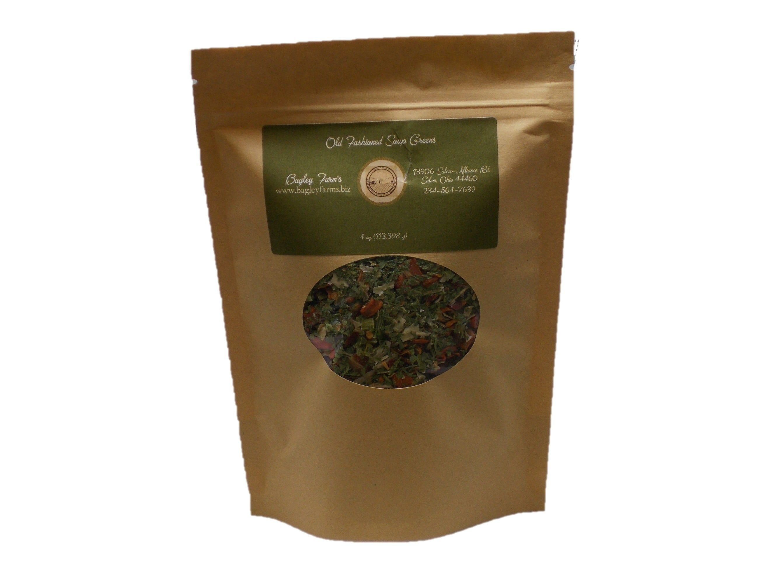 Soup Greens 4 oz