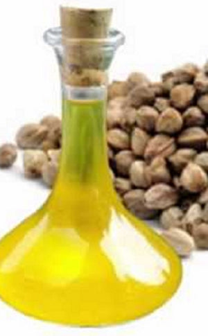 Hemp Seed Oil 4 oz