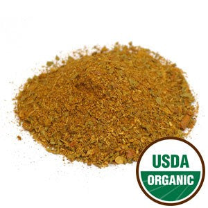 Organic Thai Seasoning (Salt Free) 2 oz
