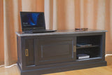 Heath Amsterdam Media Unit Black