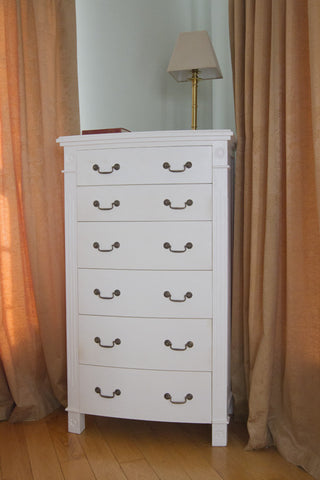 Heath Hetloo 6 Drawer Tallboy Chest