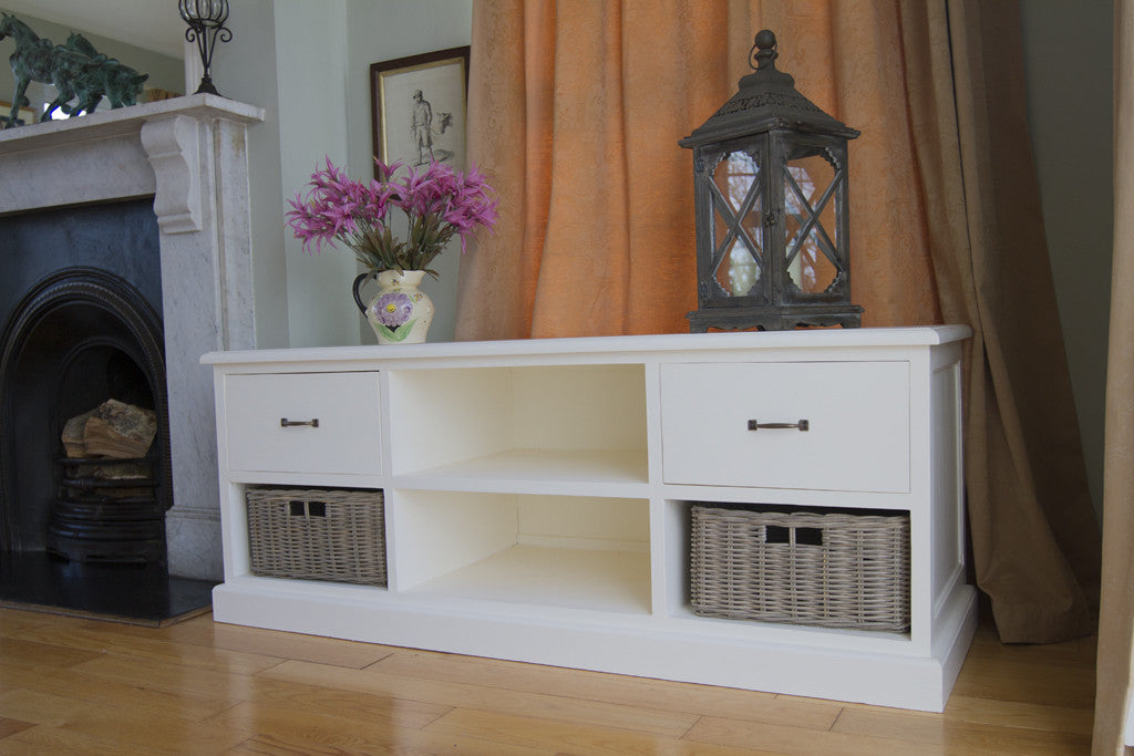 Heath Milan Media Unit 2 Drawer