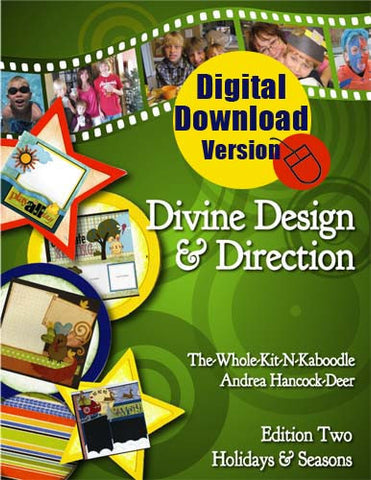 DIGITAL Divine Design & Direction Edition 2: Holidays & Seasons
