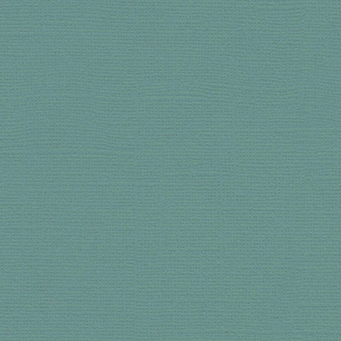 My Colors Canvas Cardstock: Aquamarine