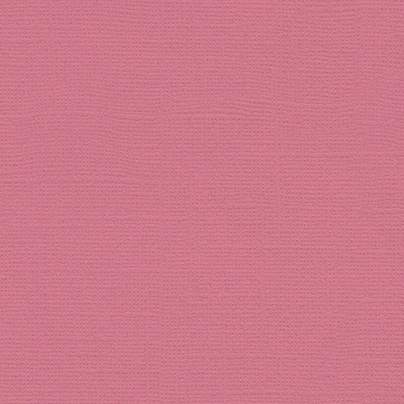 My Colors Canvas Cardstock: Coral Rose