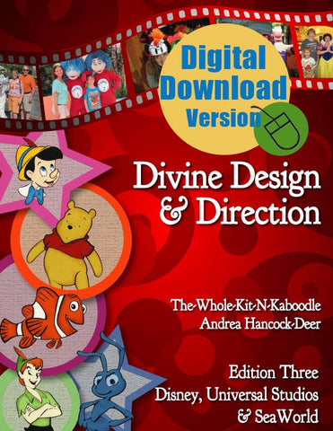 DIGITAL Divine Design & Direction Edition 3: Disney, Universal Studios, & SeaWorld