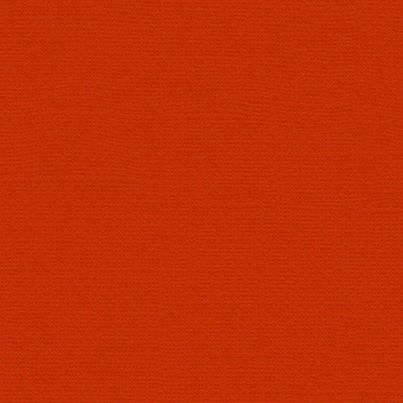 Canvas Cardstock: Harvest Orange