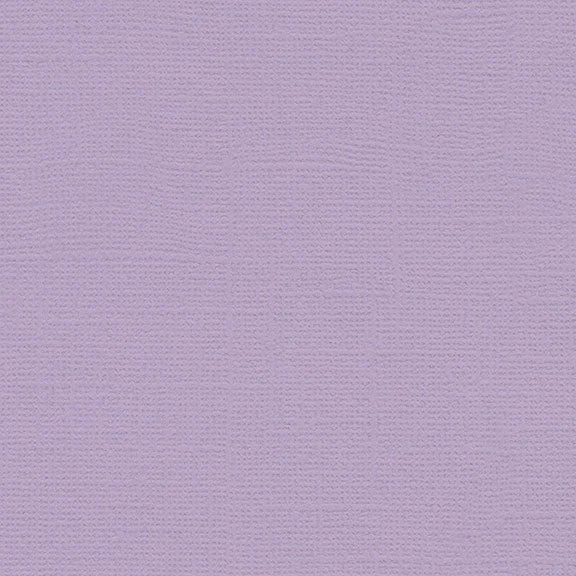 My Colors Canvas Cardstock: Lilac Mist