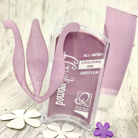 *NEW* Powder Puff Ink Lovely Lilac