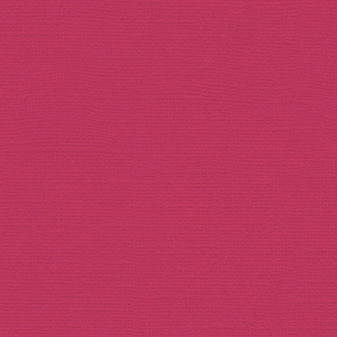 My Colors Canvas Cardstock: Pimento