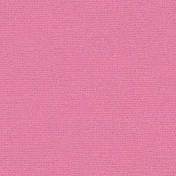 My Colors Canvas Cardstock: Pink Punch