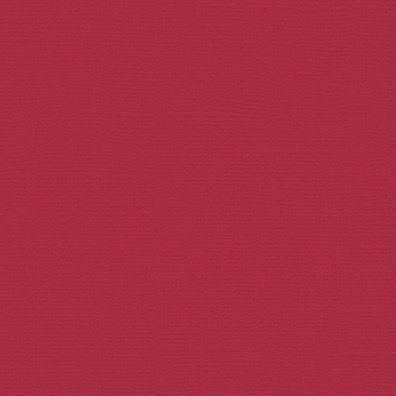 Canvas Cardstock: Red Cherry