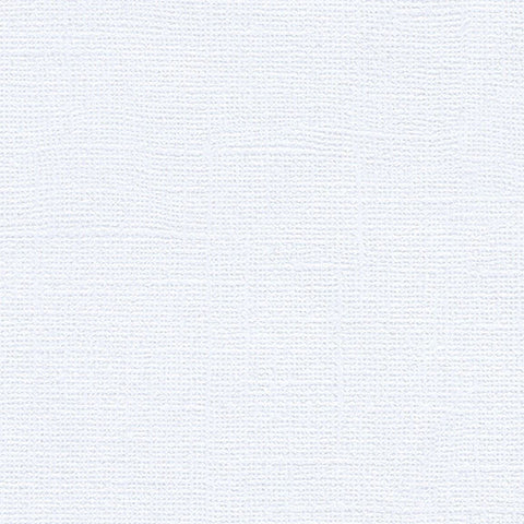 My Colors Canvas Cardstock: Snowbound