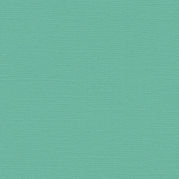 My Colors Canvas Cardstock: Spearmint