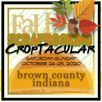 Midwest Fall Scrapbooking CropTacular
