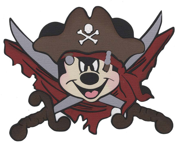 Pre-Made Character: Pirate Mickey