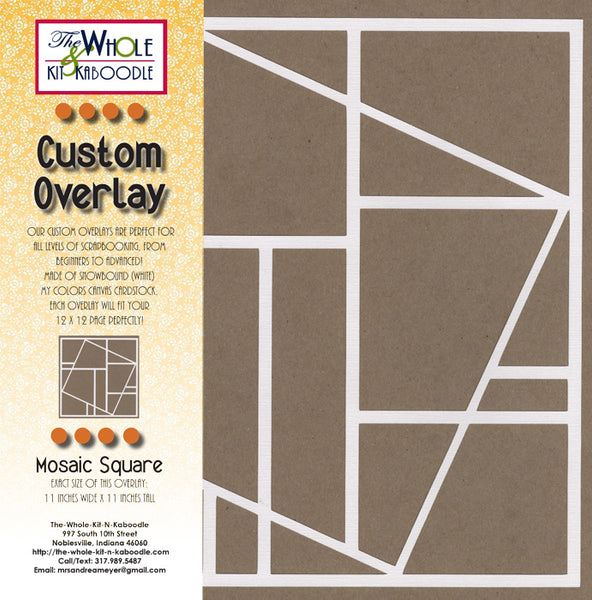 *NEW* Overlay: Mosaic Square