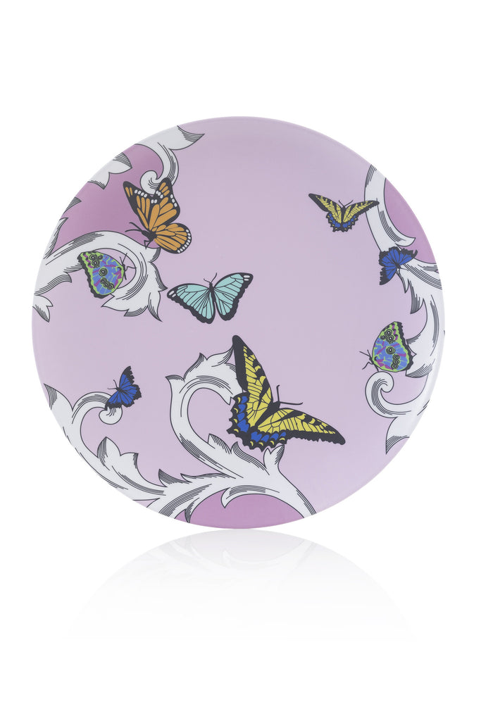 melamine dinner plates (break resistant)