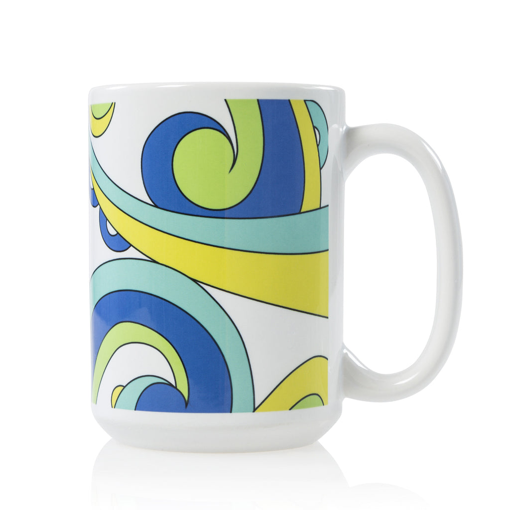 outdoor dinnerware (ceramic mug)