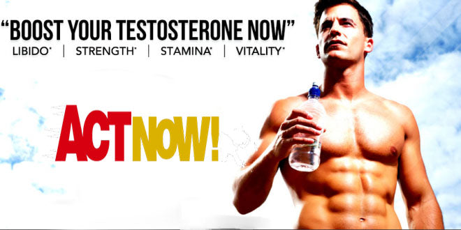 Natural Testosterone Supplement Men Over 50-Boost Testosterone Production Naturally