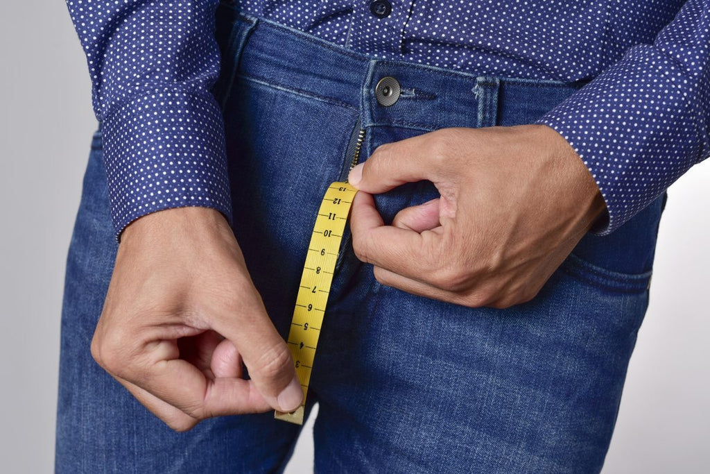 AVERAGE PENIS SIZE: IS YOUR PENIS NORMAL OR SMALL