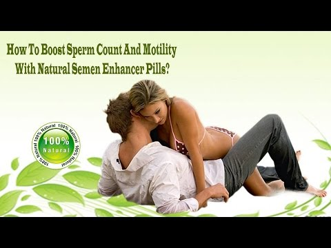 ProlargentSize Natural Pills For Increased Sperm Production