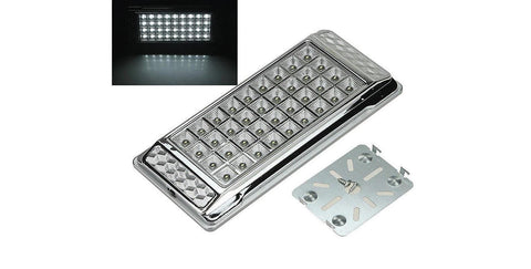 Universal Interior Light 36 LED Reading Light Ceiling Dome Roof Car Truck Boat - All Star Truck Parts