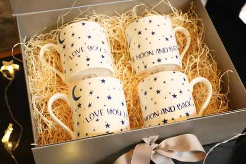 Love You to Moon and Back Mug Giftset
