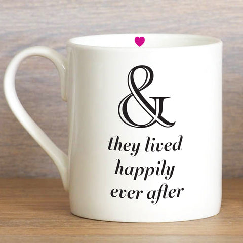 Happily Ever After - Large Mug
