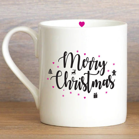 Merry Christmas Large Mug - Coming Soon