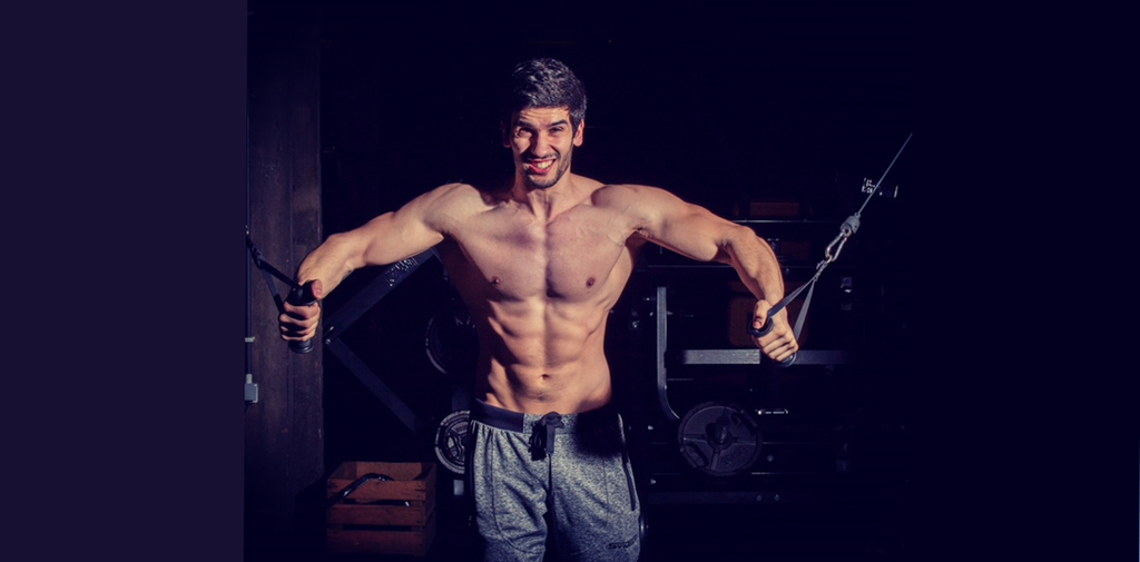 Interview met Men's Physique atleet Luis Carlos Novais