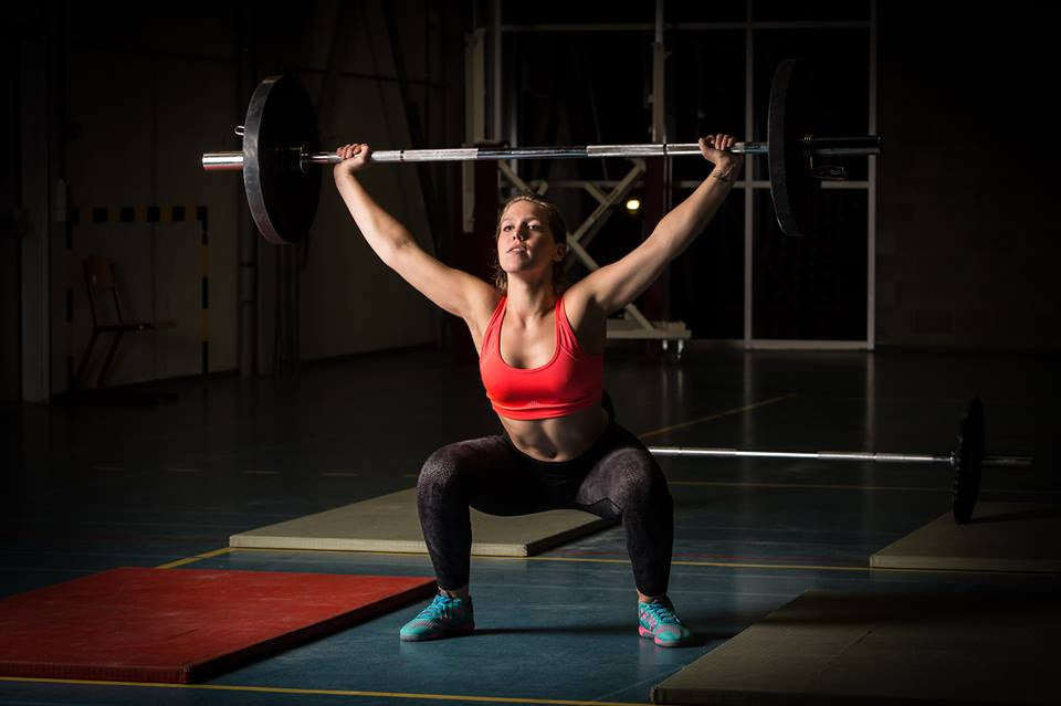 The Workout Profile: Beaudine Van Nuffel