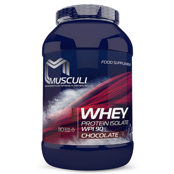 Musculi whey protein isolate
