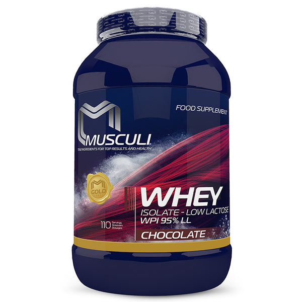 Whey Protein Isolate 95 Low Lactose Gold