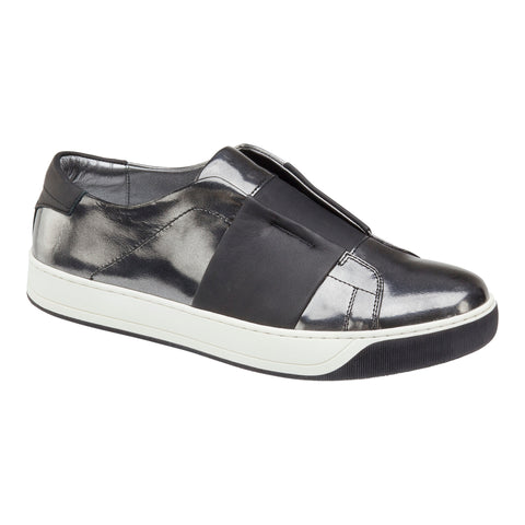 Eden Slip-on sneakers in anthracite