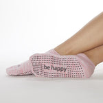 Sticky Be Socks - Be Happy (Marble)