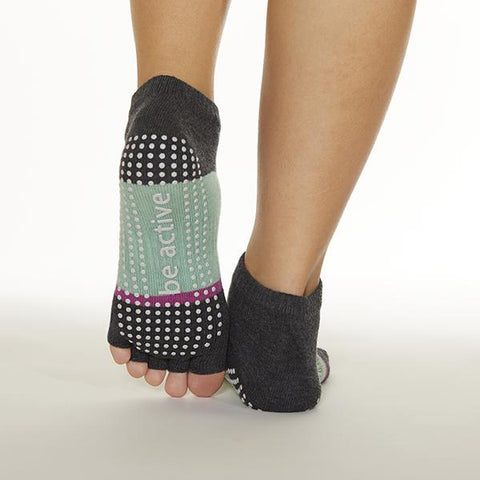 Sticky Be Socks - Be Active Half Toe