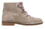 Catelyn hiker taupe booties