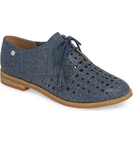 Chardon night shadow perf oxfords
