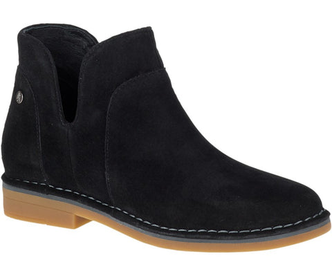 Claudia catelyn worry free suede® boots in black