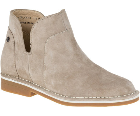 Claudia catelyn worry free suede® boots in taupe