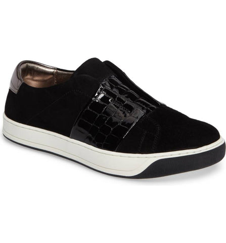 Eden Slip-on sneakers in black