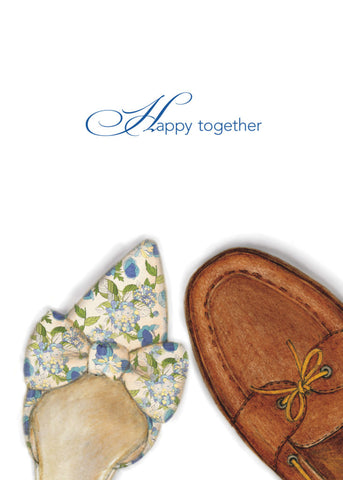 Greeting Card - Happy Together
